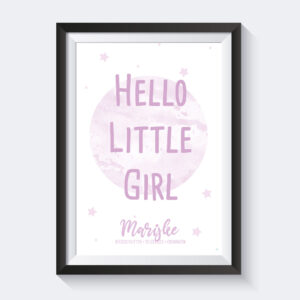 hello little girl roze